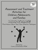 Assessment and Treatment Activities for Children  Adolescents  and Families PDF