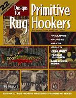 Designs for Primitive Rug Hookers