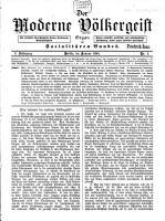 Der Moderne V  lkergeist PDF