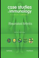 Case Studies in Immunology  Rheumatoid Arthritis PDF