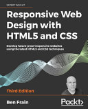 Responsive Web Design with HTML5 and CSS  Third Edition PDF