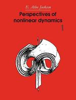 Perspectives of Nonlinear Dynamics: Volume 1