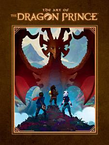 The Art of the Dragon Prince Book