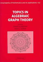 Topics in Algebraic Graph Theory