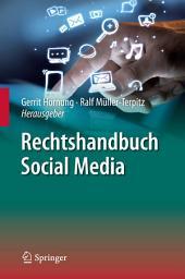 Rechtshandbuch Social Media