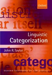 Linguistic Categorization: Edition 3