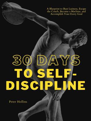 30 Days to Self Discipline PDF