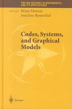 Codes  Systems  and Graphical Models PDF