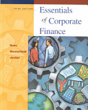 Essentials of Corporate Finance   PowerWeb   Student Problem Manual