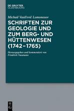 Schriften zur Geologie und zum Berg  und H  ttenwesen  1742 1765  PDF