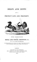 Helps and Hints how to Protect Life and Property