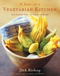 A Year In A Vegetarian Kitchen Book PDF