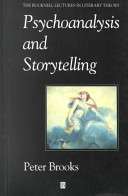 Psychoanalysis and Storytelling