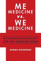 Me Medicine vs  We Medicine PDF