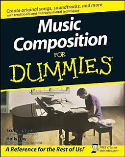 Music Composition For Dummies Book