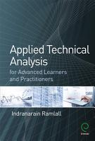 Applied Technical Analysis for Advanced Learners and Practitioners PDF