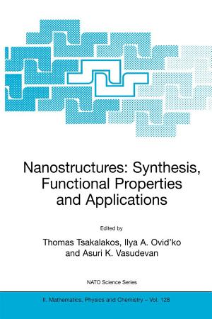 Nanostructures  Synthesis  Functional Properties and Application PDF