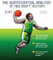 Who Da Man  The Quintessential Analysis of NBA Draft History 1947 2010
