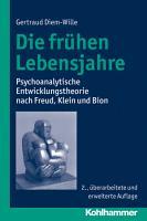 Die fr  hen Lebensjahre PDF