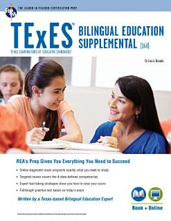 TExES Bilingual Education Supplemental  164  Book   Online Book