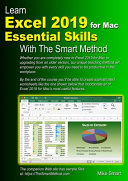 Learn Excel 2019 for Mac Essential Skills with the Smart Method PDF