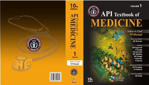 API Textbook of Medicine  Volume I   II  PDF