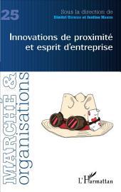 Innovations de proximité et esprit d'entreprise