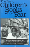 The Best Children s Books of the Year 1999 PDF
