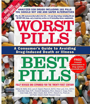 Worst Pills  Best Pills PDF