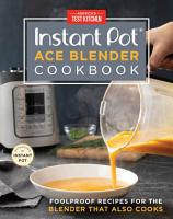 Instant Pot Ace Blender Cookbook PDF