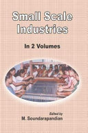 Small Scale Industries  Management of small scale industries PDF