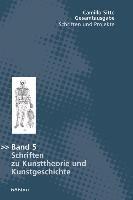 Schriften zu Kunsttheorie und Kunstgeschichte PDF