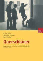 Querschläger: Jugendliche zwischen rechter Ideologie und Gewalt