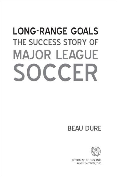 Long Range Goals PDF