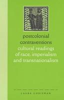 Postcolonial contraventions PDF