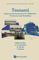 Tsunami  Engineering Perspective For Mitigation  Protection And Modeling PDF