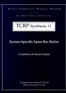 System specific Spare Bus Ratios Book