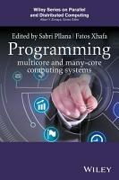 Programming Multicore and Many core Computing Systems PDF