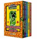 Diary of a Minecraft Creeper  the Explosive Box Set PDF