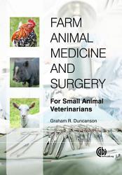 Farm Animal Medicine and Surgery PDF