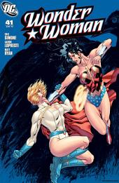 Wonder Woman (2006-) #41