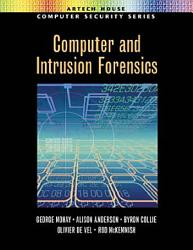Computer And Intrusion Forensics Book PDF