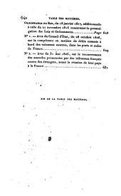 La législation civile, commerciale et criminelle de la France, ou Commentaire et complément des Codes Français ...: Volume1
