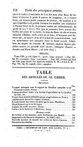 Bulletin general et universel des annonces et des nouvelles scientifiques, publie sous la direction du baron de Ferussac: Volume4;Volume8