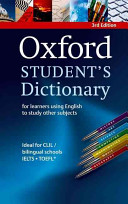 Download Oxford Student s Dictionary Paperback Book