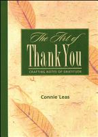 The Art of Thank You PDF