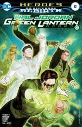 Hal Jordan and The Green Lantern Corps (2016-) #13