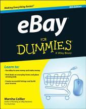 eBay For Dummies: Edition 8