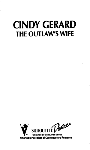 The Outlaw's Wife