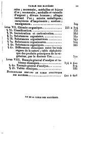 Nouveau manuel de chimie inorganique et organique, suivi d'un dictionnaire de chimie